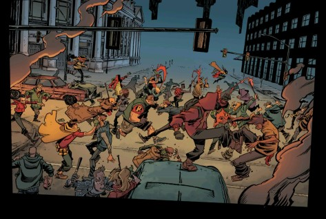 From We Are Robin #3 by Jorge Corona & Emelio Lopez