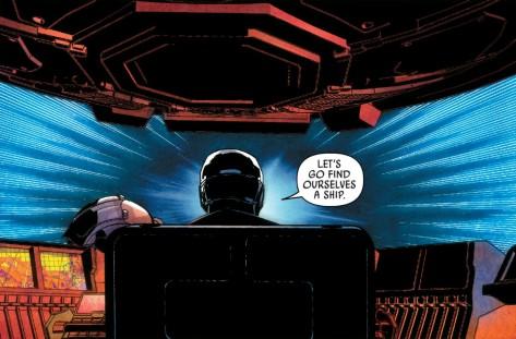 From Star Wars Lando #3 by Alex Maleev &