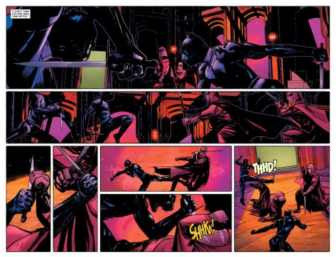 From Star Wars Lando #3 by Alex Maleev & Paul Mounts