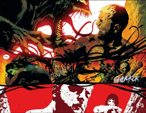 From Old Man Logan #3 by Andrea Sorrentino &