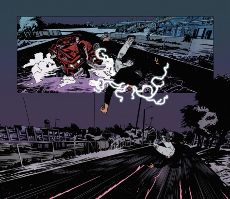 From We Can Never Go Home #4 by Josh Hood & Tyler Boss