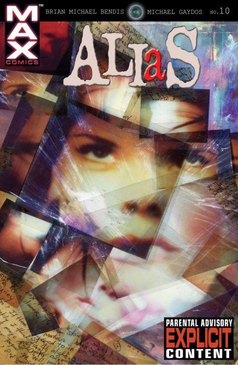 Alias 10 cover