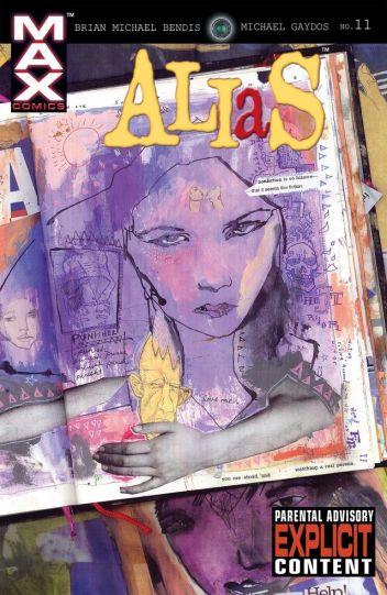 ALIAS 11 Cover