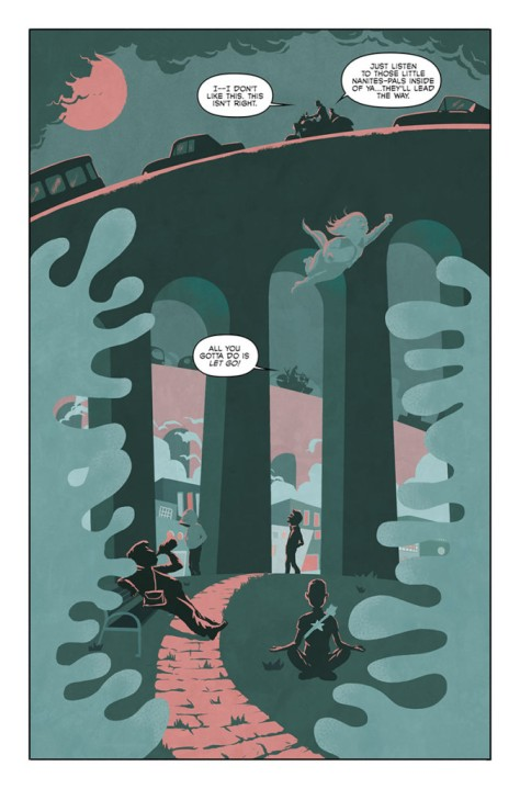 From Bloodshot Reborn #5 by Raul Allen