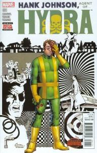 Hank Johnson, Agent of Hydra 1 Amanda Conner