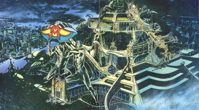 Miracleman & The Loneliness of Olympus