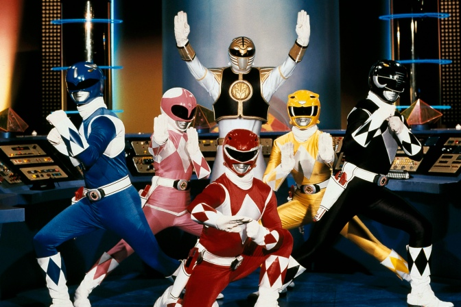 Where Marvel and DC Fail, Power Rangers Succeed