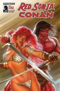 Red Sonja Conan 1 Alex Ross