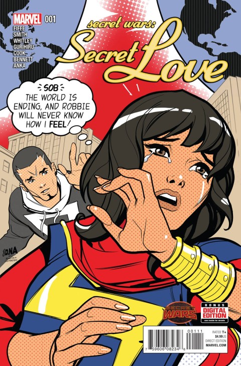 Secret Wars Secret Love 1 David Nakayama