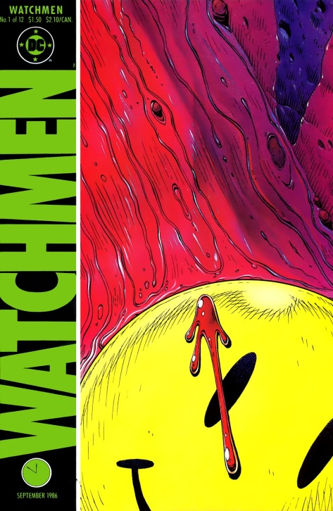 WatchmenFirstIssue