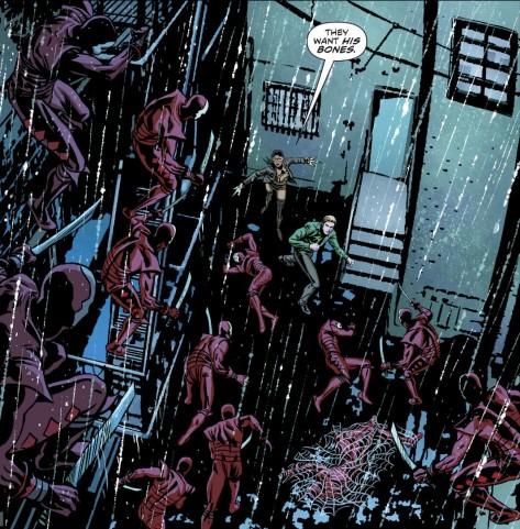From Green Arrow #44 by Patrick Zircher & Gabe Eltaeb