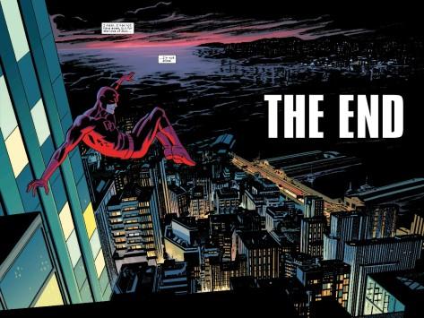 From Daredevil #18 by Chris Samnee Matt Wilson