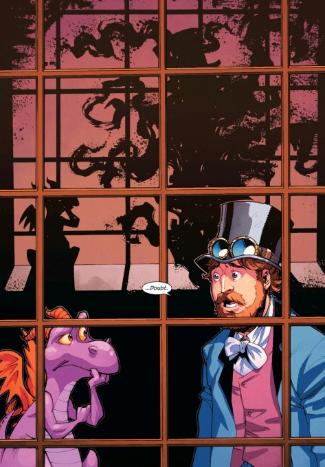 From Figment 2 #1 by Ramon F Bachs & Jean Francios Beaulieu