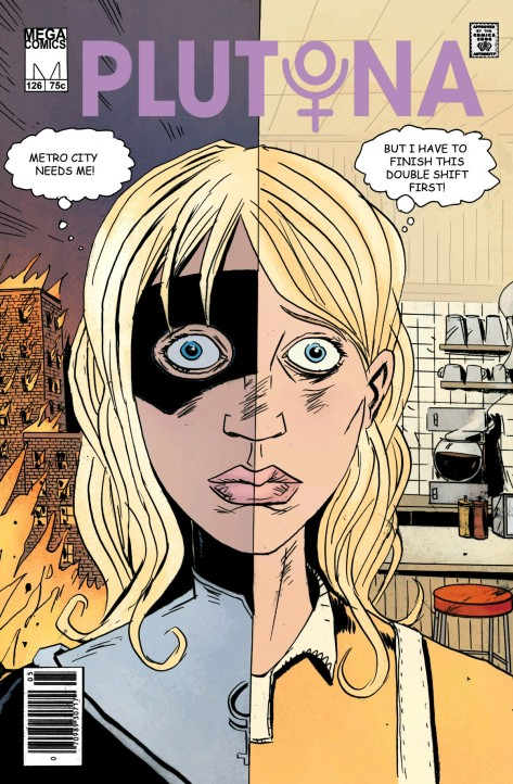 From Plutonia #1 by Jeff Lemire