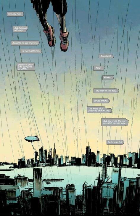 From Batman #44 by Jock & Lee Loughridge