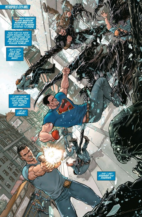 From Action Comics #44  by Aaron Kuder & Tomeu Morey