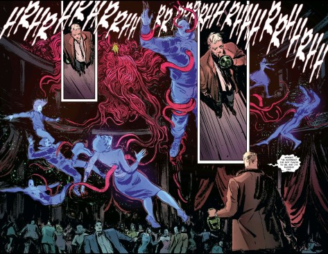 From Constantine: The Hellblazer #4 by Vanessa Del Rey & Ivan Plascencia