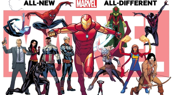 The Rough Guide To All New, All Different Marvel
