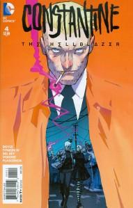Constantine The Hellblazer #4 Riley Rossmo