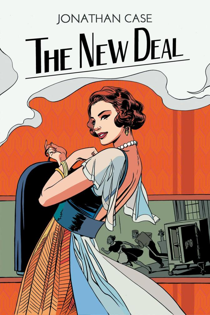 """Jonathan Case's """"The New Deal"""" Review"""