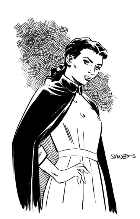 Night Nurse Chris Samnee