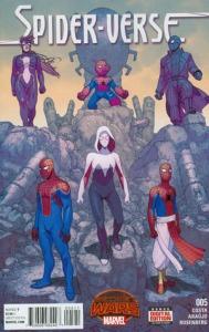 Spider-Verse 5 Andre Araujo