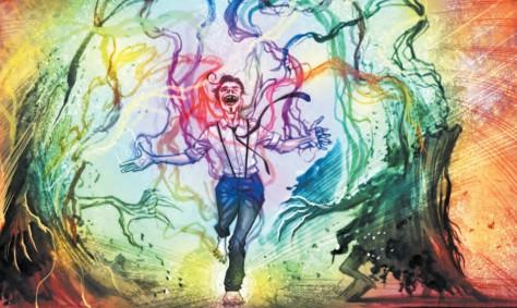 From Colder: Toss The Bones #1 by Juan Ferreyra & Eduardo Ferreyra