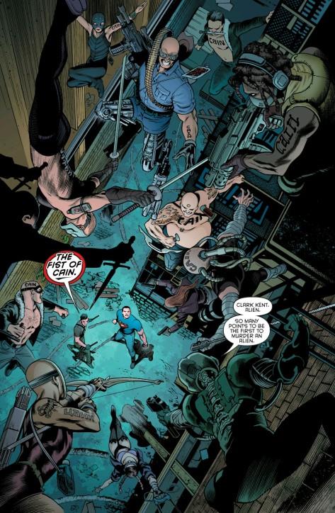 From Grayson Annual #2 by Alvaro Martinez Bueno & Raul Fernandez