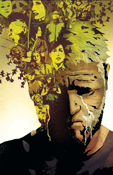 From Old Man Logan #5 by Andrea Sorrentino & Marcelo Marlo