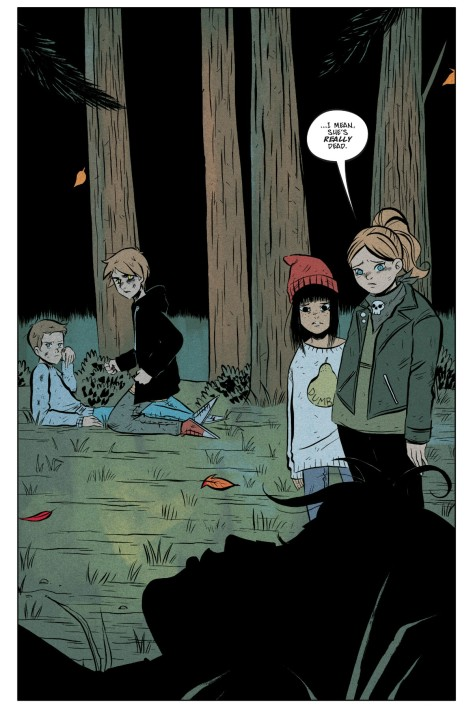 From Plutonia #2 by Emi Lennox & Jordie Bellaire