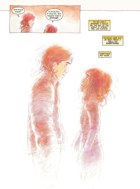 From Ms Marvel #19 by Adrian Alphona & Ian Herring