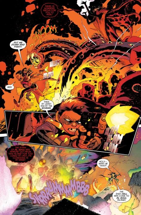 From Robin Son Of Batman #5 by Patrick Gleason & John Kalisz