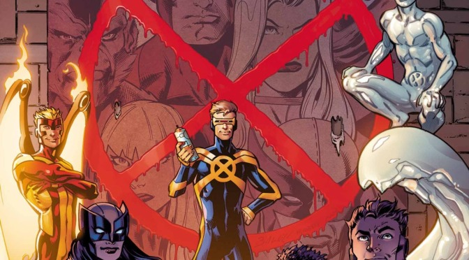 All-New X-Men Writer Is Hopeless