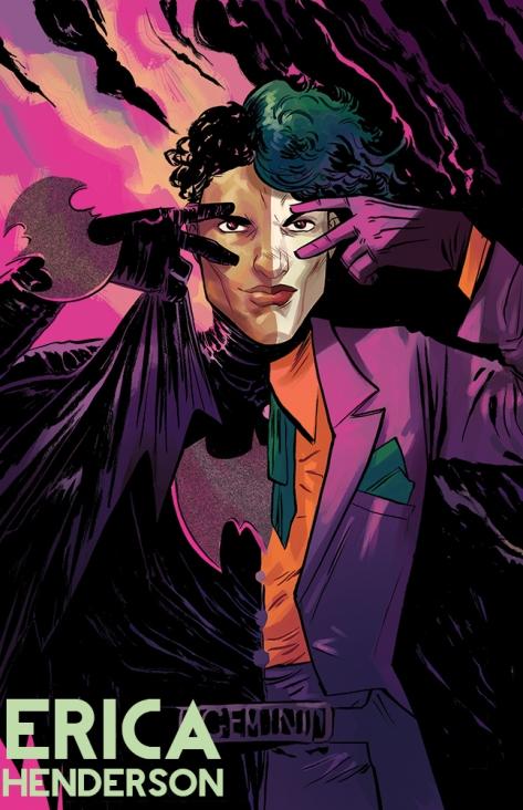 Bat-Prince Erica Henderson