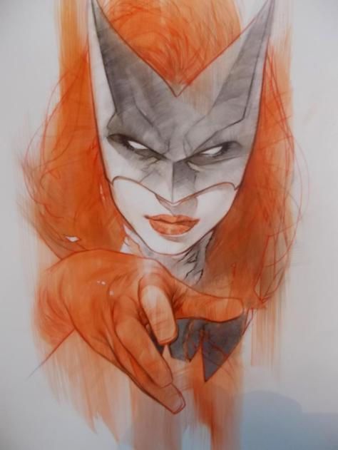 Batwoman Ben Oliver