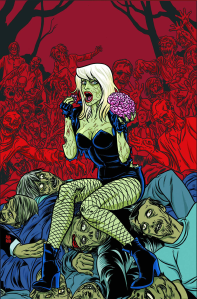 Black Canary 5 Mike Allred