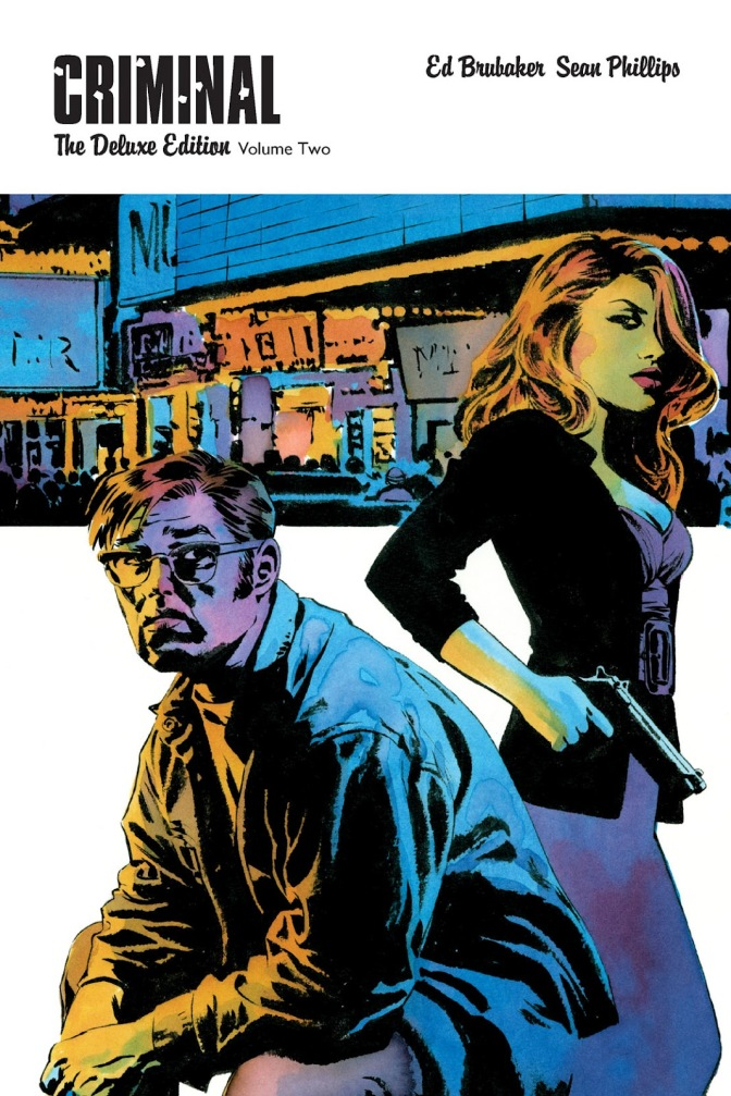 Cool Runnings: Brubaker and Phillips – Criminal Deluxe Edition Volume 2
