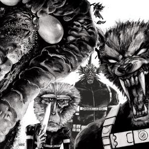 Howling Commandos of S.H.I.E.L.D. 1 Wilfredo Santiago