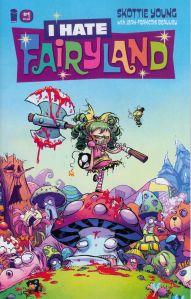 I Hate Fairyland 1 Skottie Young