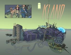 Island 4 by Gael Bertrand