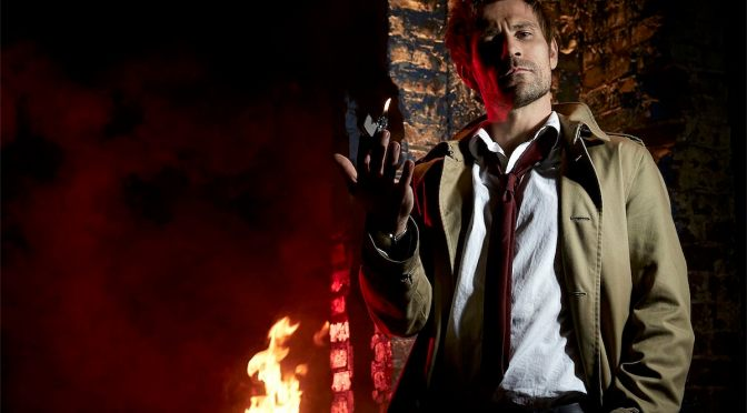 A Sidelong look at Constantine
