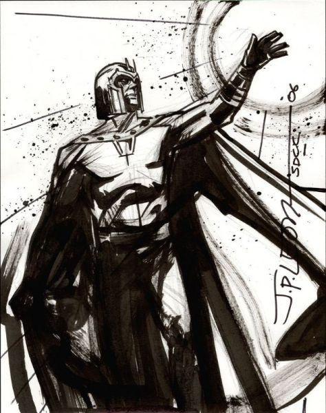 Magneto John Paul Leon