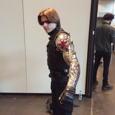 NYCC Winter Soldier