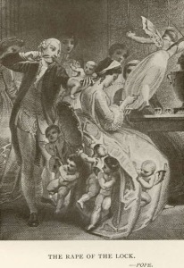 Rape of the Lock Thomas Stothard