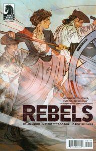 Rebels 7 Tula Lotay