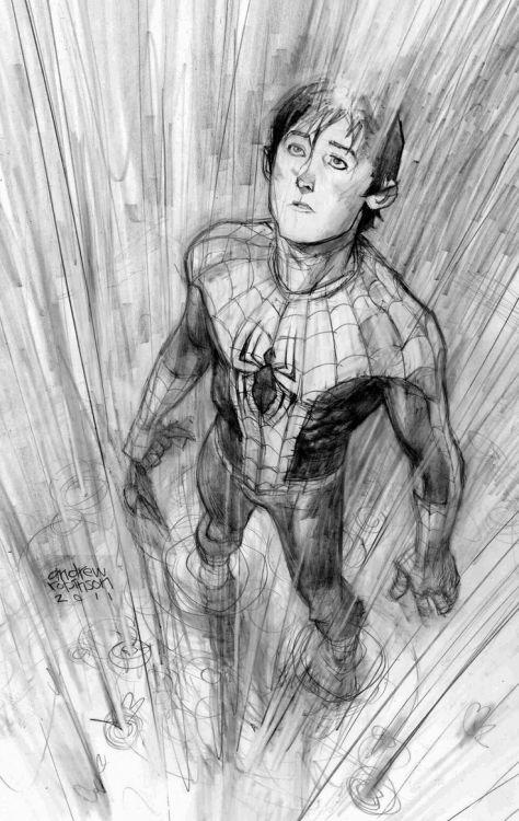 Spider-Man Andrew Robinson