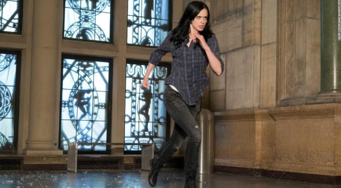 Review of Jessica Jones Episodes 10-13