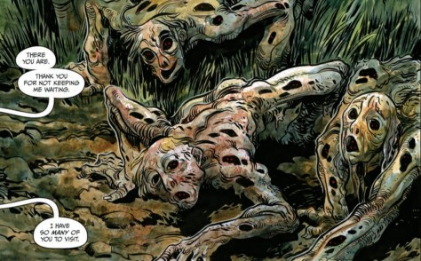 From Harrow County #7 by Tyler Crook