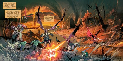 From Birthright #11 by Andrei Bressan & Adriano Lucas