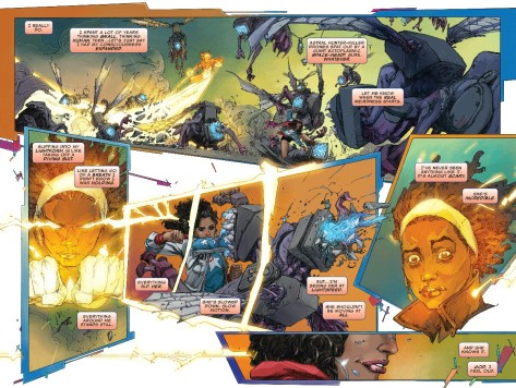 From The Ultimates #1 by Kenneth Rocafort & Dan Brown